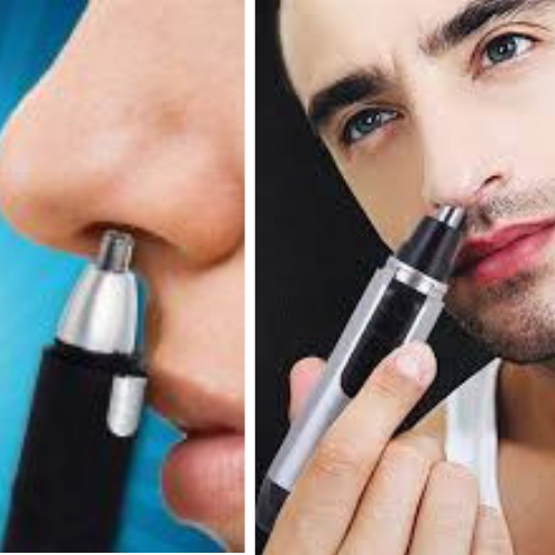 Nose Hair Trimmer - Electric Nose Hair Trimmer