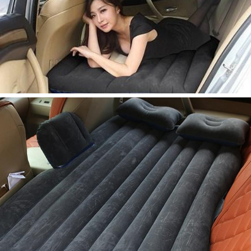 Inflatable Car Bed - Car Air Mattress
