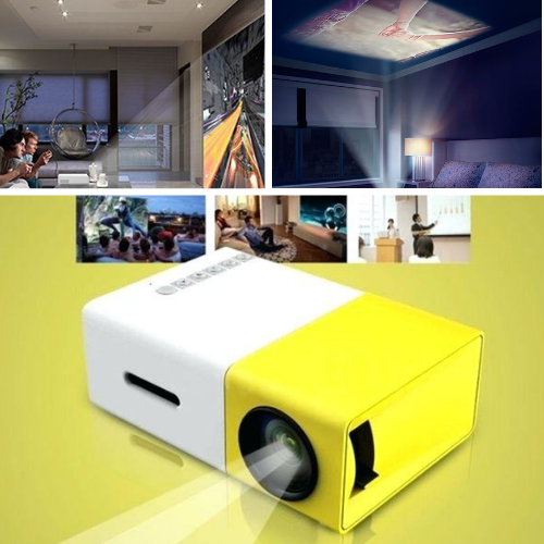 The Best LED Mini Projector - LED Mini Projector