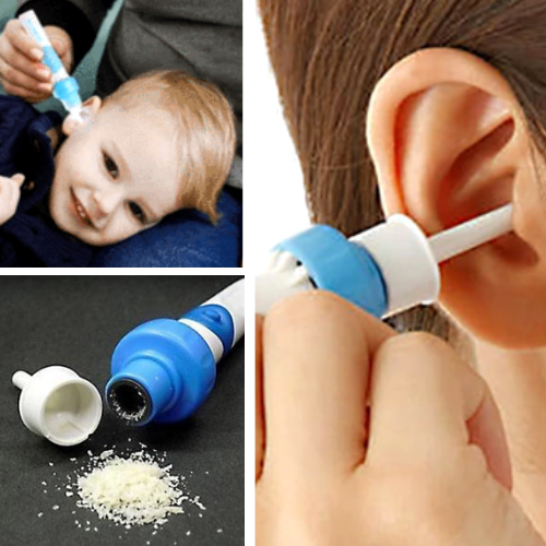 Ear Vacuum - Ear Wax Remover