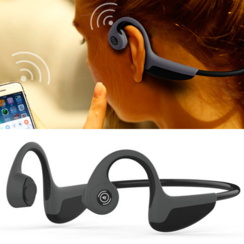 Best Selling Bone Conduction Headphones - Bluetooth Wireless Headset