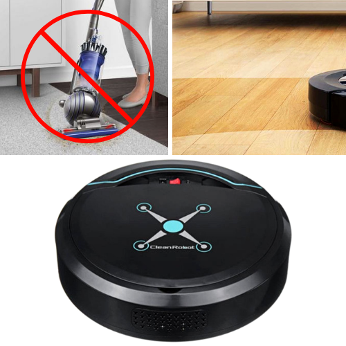 Robotic Vacuum - Auto Robot Cleaner - Clearance