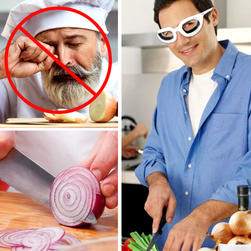 The Best Onion Goggles