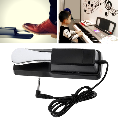Universal Sustain Pedal - Sustain Foot Pedal