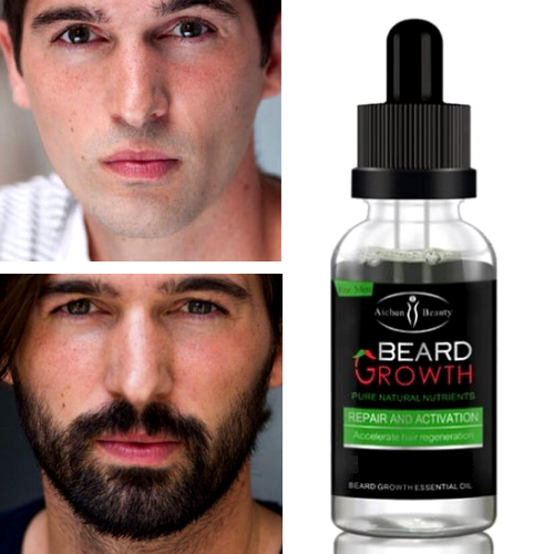 Best Selling Natural Beard Growth Oil