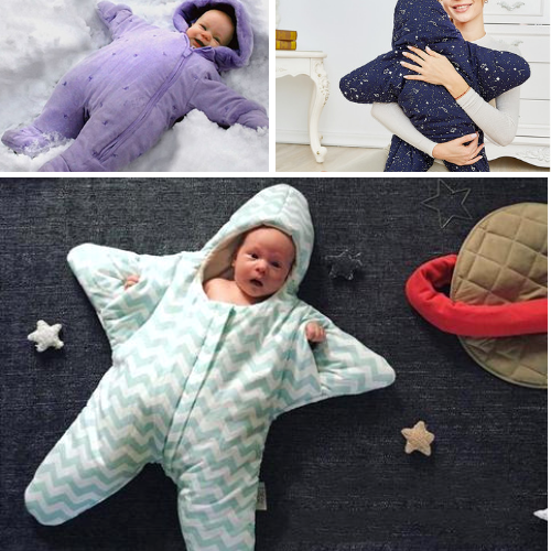 The Cutest Little Star Baby Sleeping Bag - Special