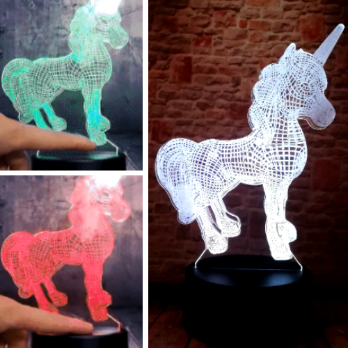 The Best Unicorn Lamp - Unicorn LED Lamp