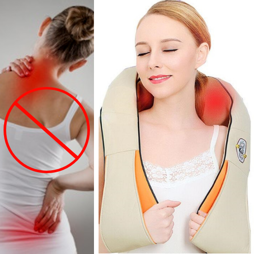 The Best Neck and Shoulder Massager Vest