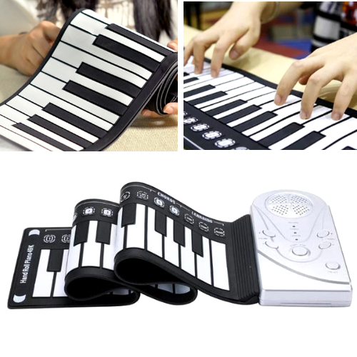The Roll Up Piano