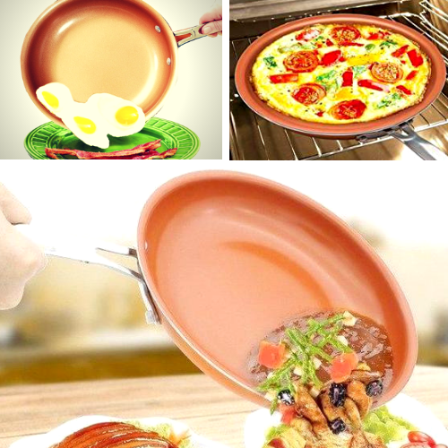 The Best Copper Frying Pan