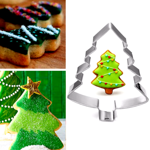 Christmas Tree Cookie Cutter