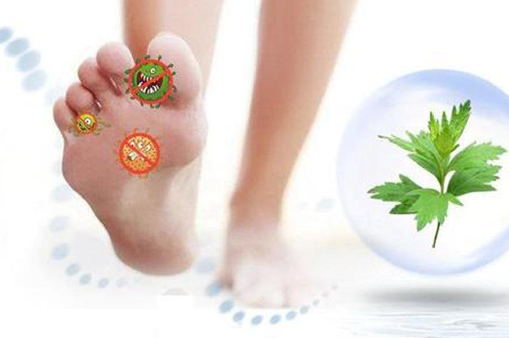 #1 Anti-Fungal Nail Treatment Detox Foot Soak