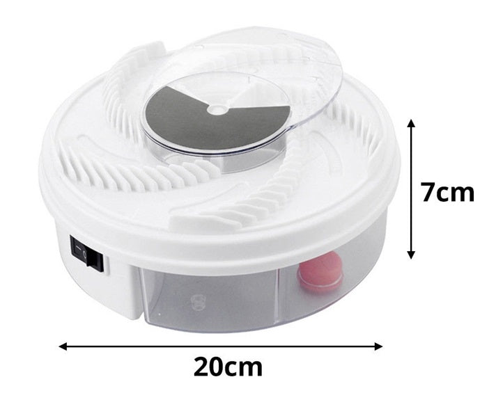 No Kill Flies Trap Device - Electronic Fly Trap