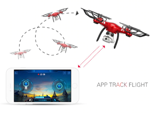 Professional Drone HD Camera