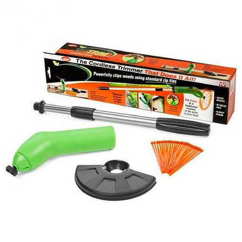 Portable Cordless Grass Trimmer