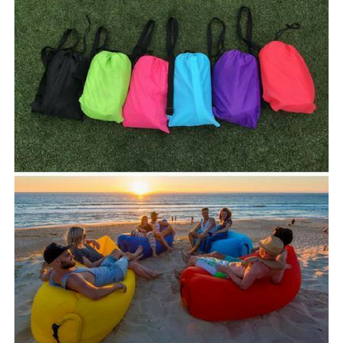 Super Cozy Inflatable Hammock