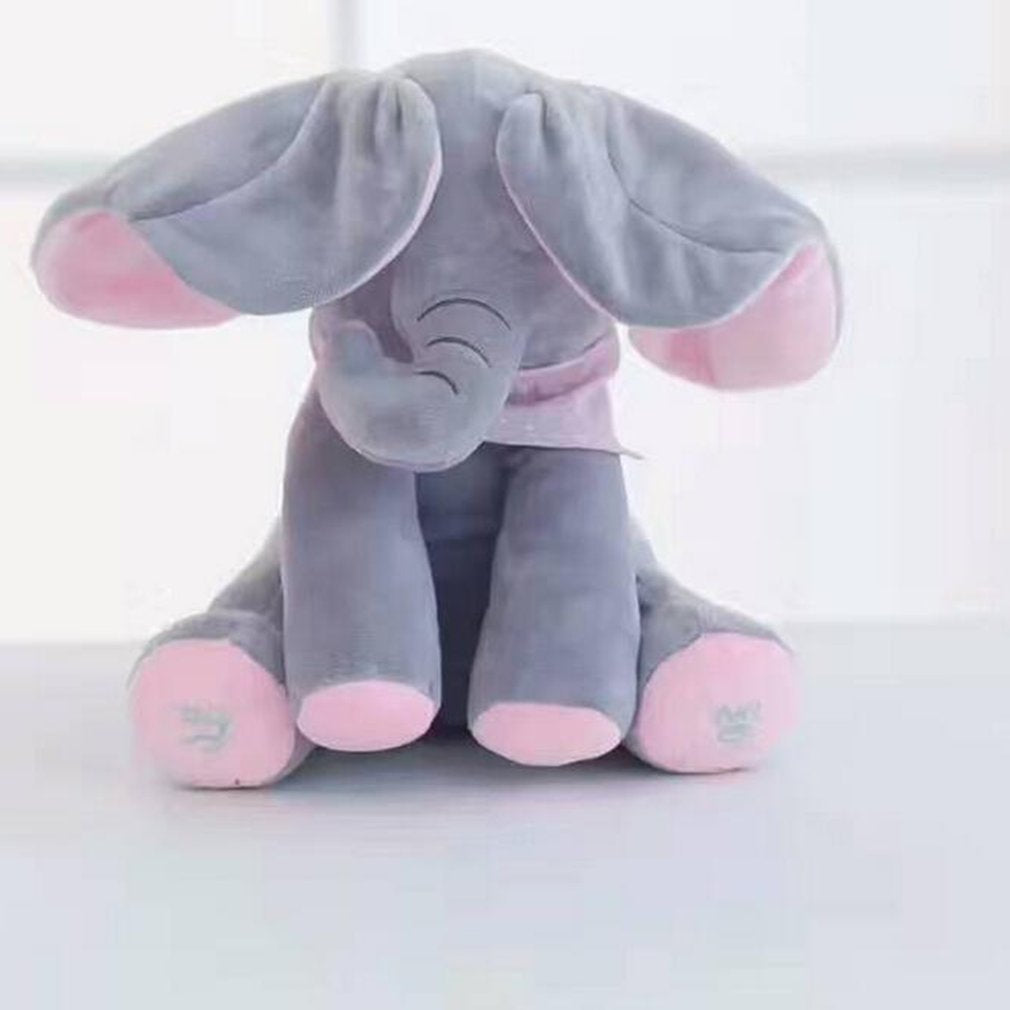 The Original Singing Elephant - Peek-a-Boo Elephant