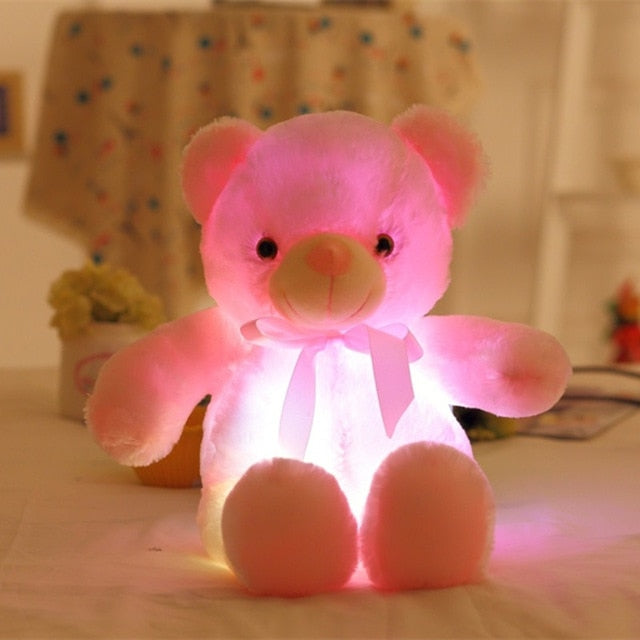 LED Teddy Bear - Led Light Teddy Bear
