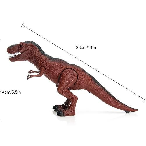 Realistic Remote Control T Rex - Walking Dinosaur Toy