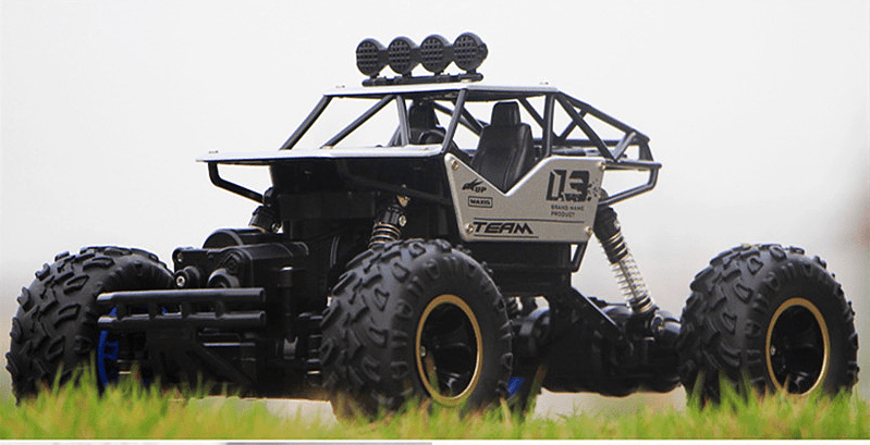 The Best Remote Control Car - Rock Crawler
