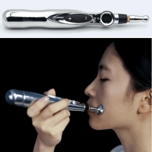 Electronic Laser Acupuncture Massage Pen