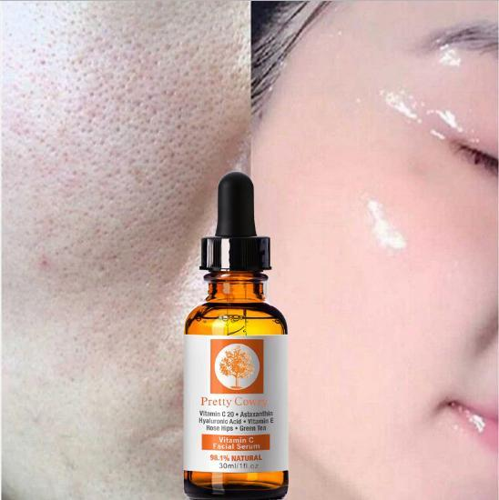 Premium Vitamin C20 Serum - Solution For Dark Spots & Age Spots