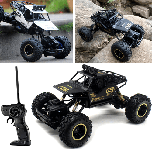 The Best Remote Control Car - Best RC Rock Crawler