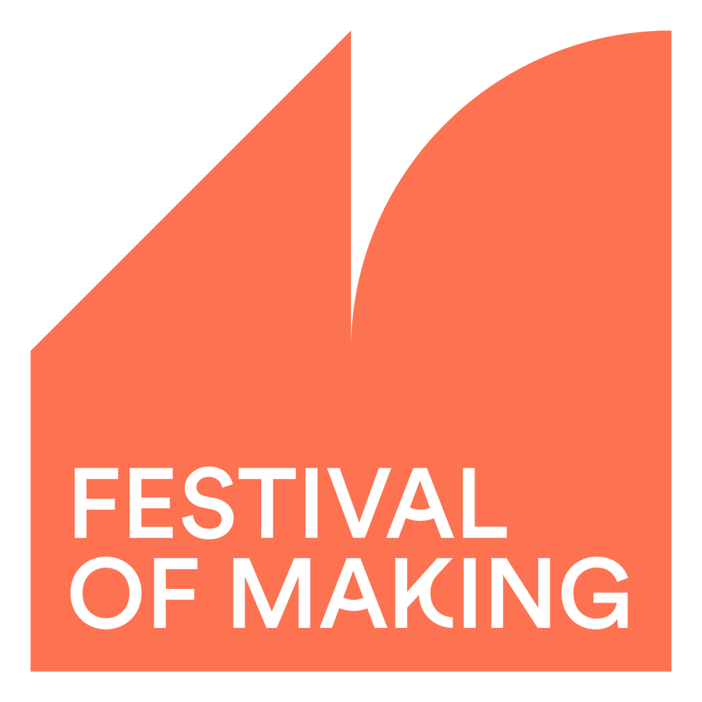 Cockpit Arts Virtual Festival of Making 19-21 June 2020