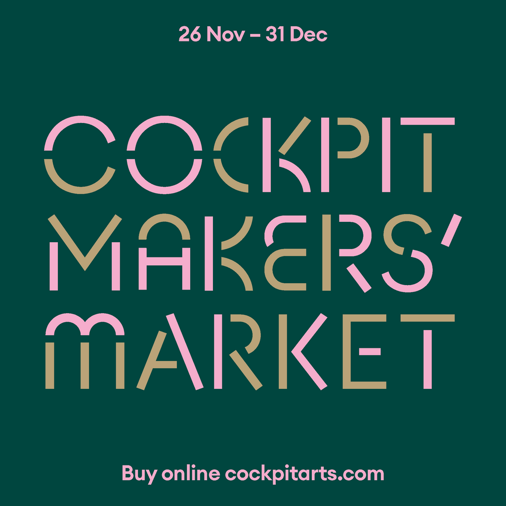 Cockpit Arts Makers Market