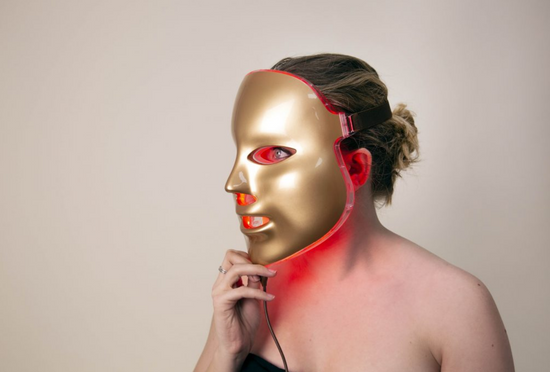 Introducing MZ Skin Light Therapy Mask