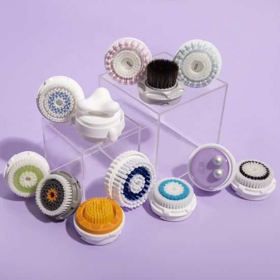 Everything You Need to Know About the New Clarisonic Brush Heads