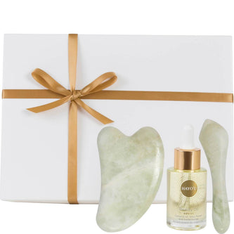 Image: Hayo'u Ultimate Facial Massage Christmas Gift Set