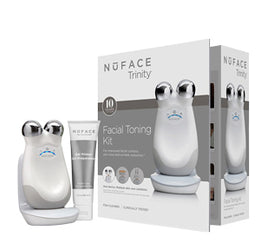 Image: NuFACE Trinity Facial Trainer Kit