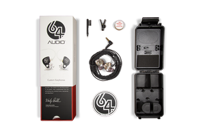 A18t - 18 Driver Earphone