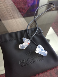 ARCEars Custom-fit Earplugs for Musicians, Aviation and Motorsports