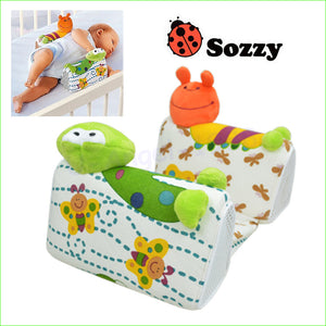 1pcs Sozzy baby Finalize design pillow Anti Roll Pillow Adjust position shaping Side sleeping pillow