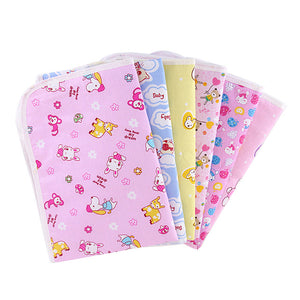 Changing Pads Covers Reusable Baby Diapers Mattress Diapers for Newborns Linens Waterproof Sheet Changing Mat Random