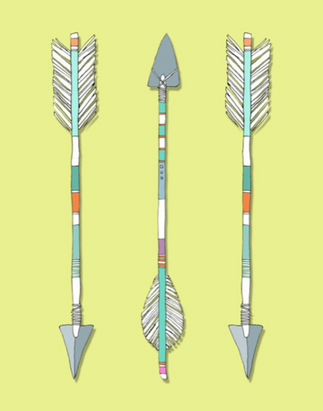 Arrows Trio
