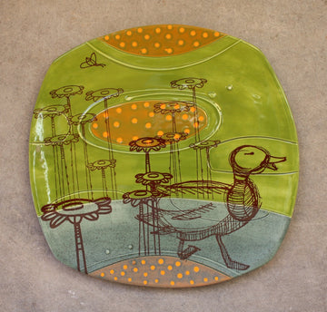 Large Deco Plate BP10
