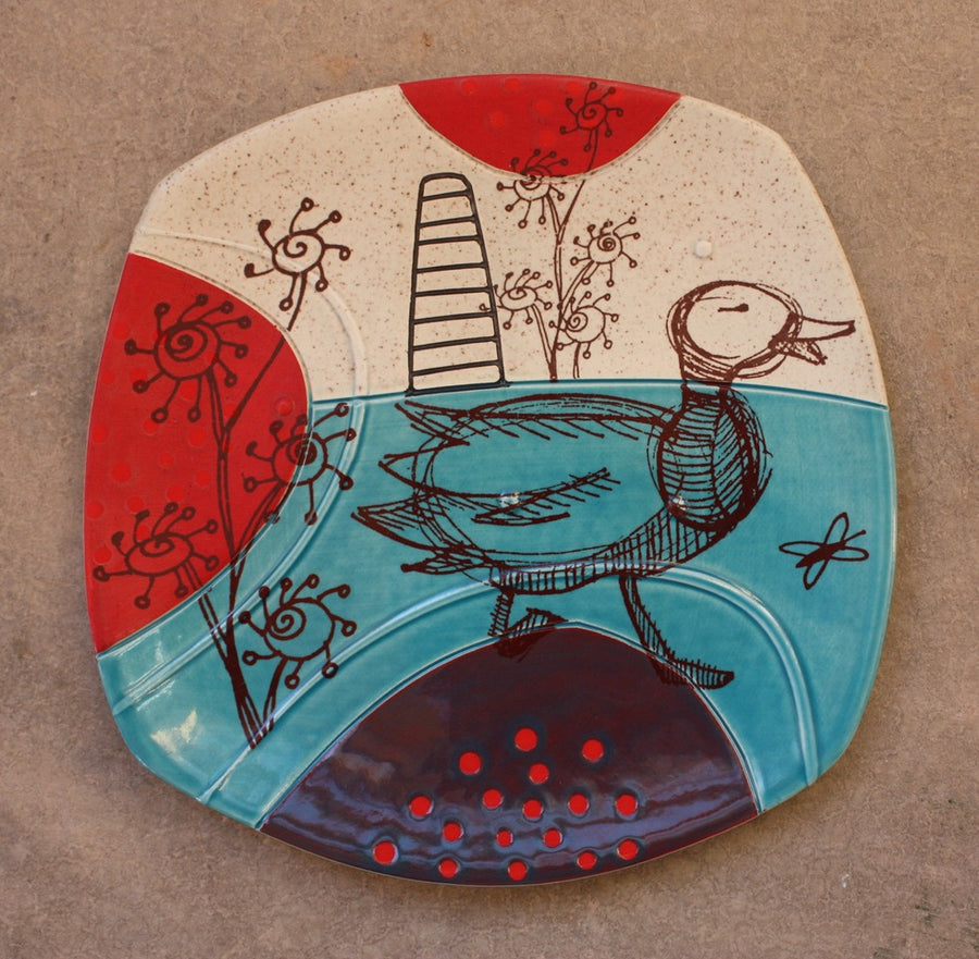 Small Deco Plate BP2