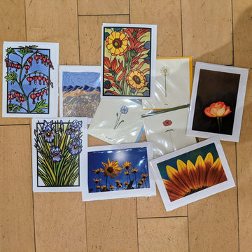 Flower Power - Card Bundle