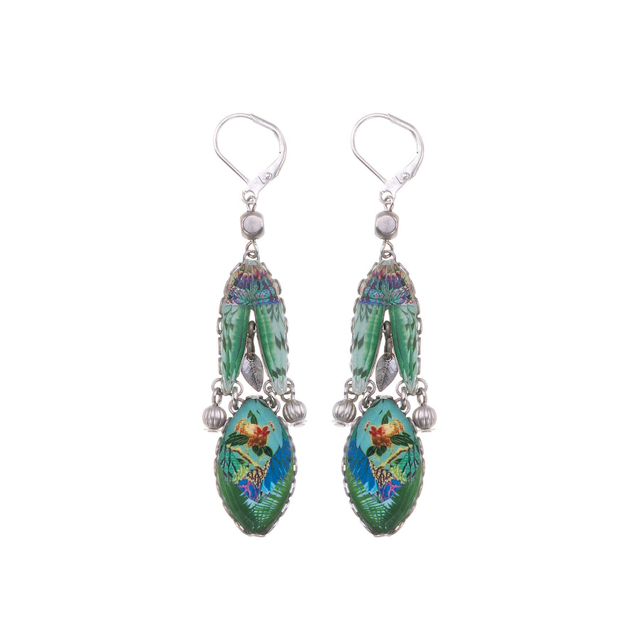 Earrings #R1372
