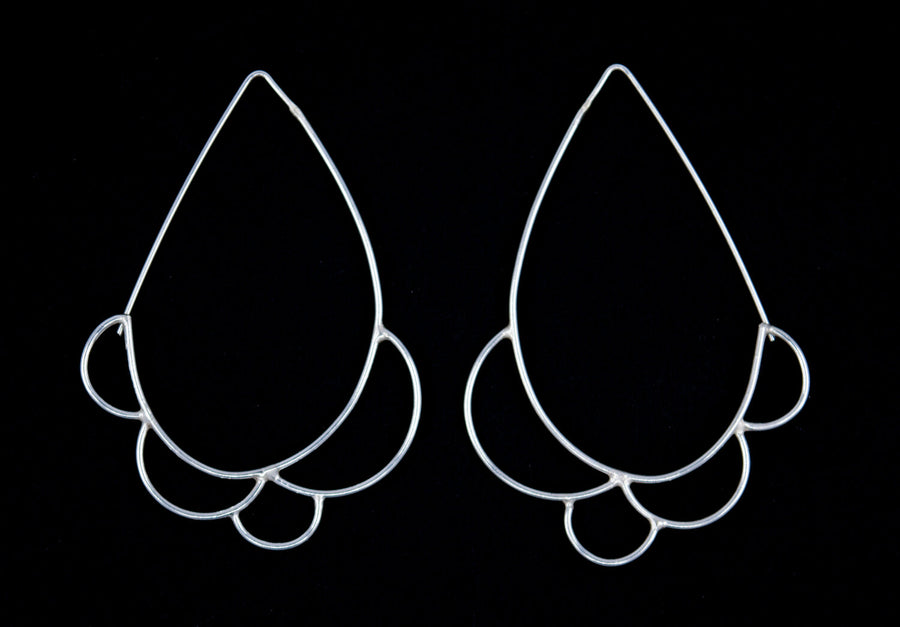Cumulus Earrings