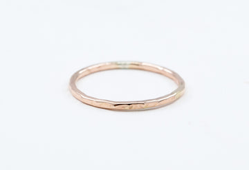 Gold Fill Stacking Ring