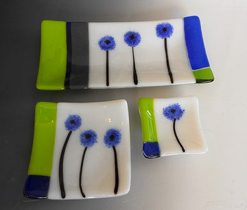 Blue Poppy Dishes