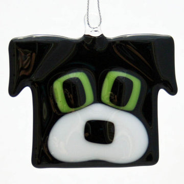 Dog Ornament - Black