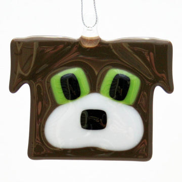 Dog Ornament - Brown