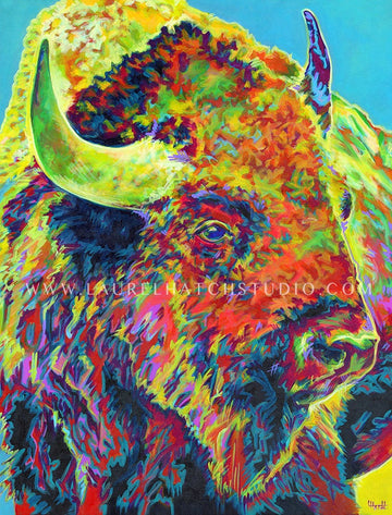 Driggs Bison
