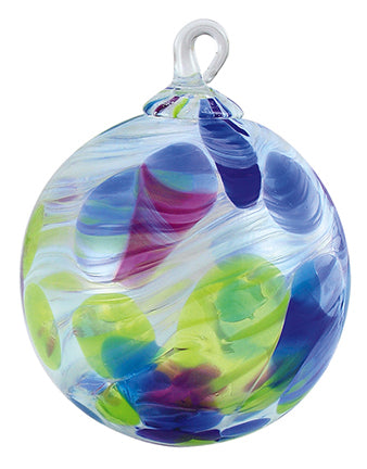 Island Flurry Ornament