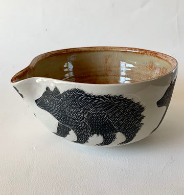 Bear Batter Bowl